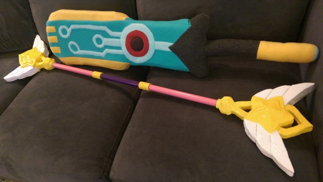Transistor and staff can now be best friends.