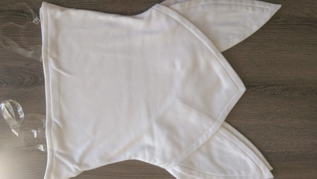 The finished undershirt!